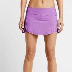 Nike Womens Fuschia Tennis Skort